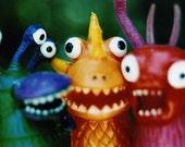 Crazzzy Monsters