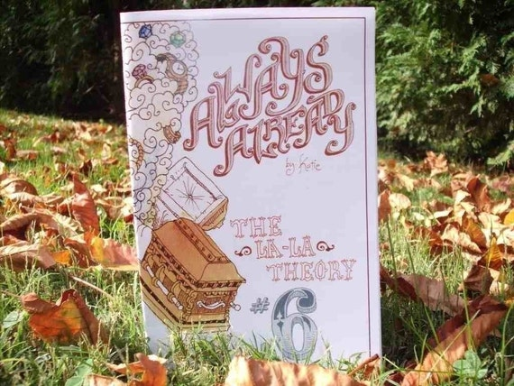 The La-La Theory, Issue 6, Always Already