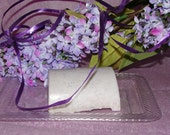 For the Love of Lilac Soap - Qty 1 Bar