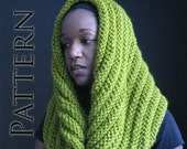 Chunky Knit Wrap Pattern