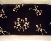 Skeleton Zippered Pouch