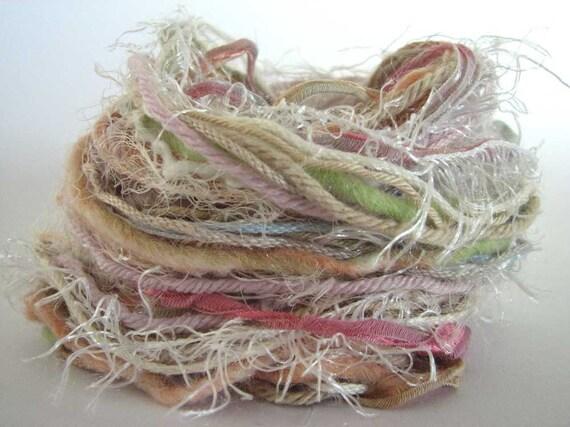 Creative Yarn Variety Pack - Ice Cream Sundae - 30 metres pastels naturals