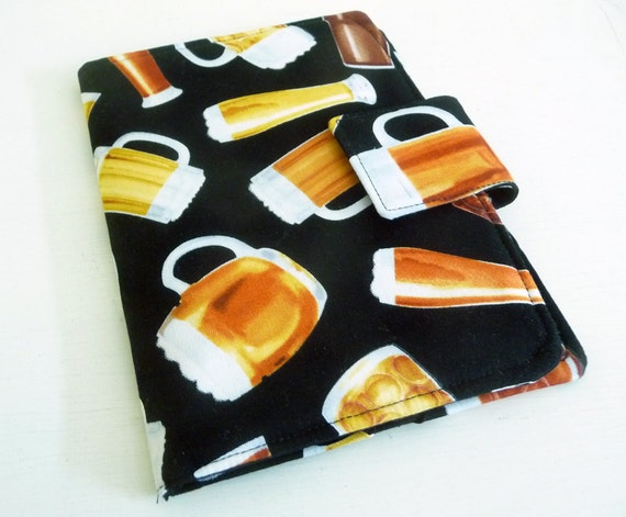 Kindle 4, Kobo Touch, Cover - Beer Themed