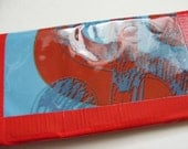Andy Warhol Duct Tape Wallet Clutch