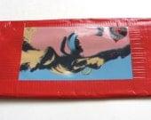 Andy Warhol Marilyn Monroe Duct Tape Wallet Clutch
