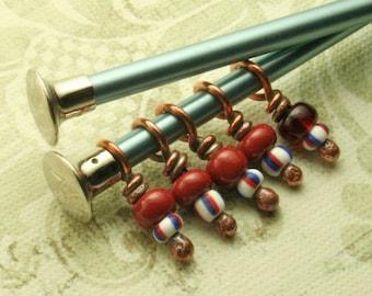 Red Stitch Marker Set - Size 7