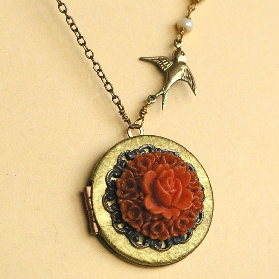 Camilla Rose Locket