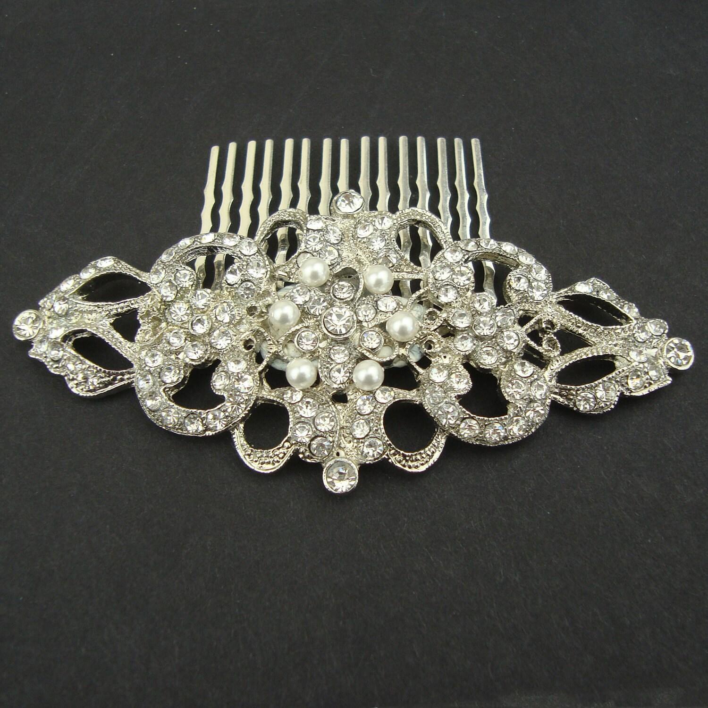Victorian Style Wedding Hair