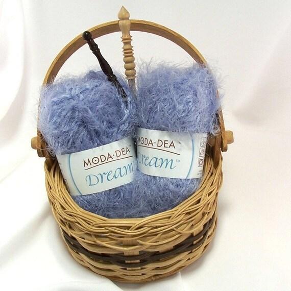 Moda Dea Dream 2 Skeins Lavender Color Soft And Dreamy And