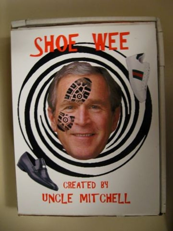 Shoe Wee a game by Uncle Mitchell