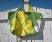 Luck O' the Irish XL Tote