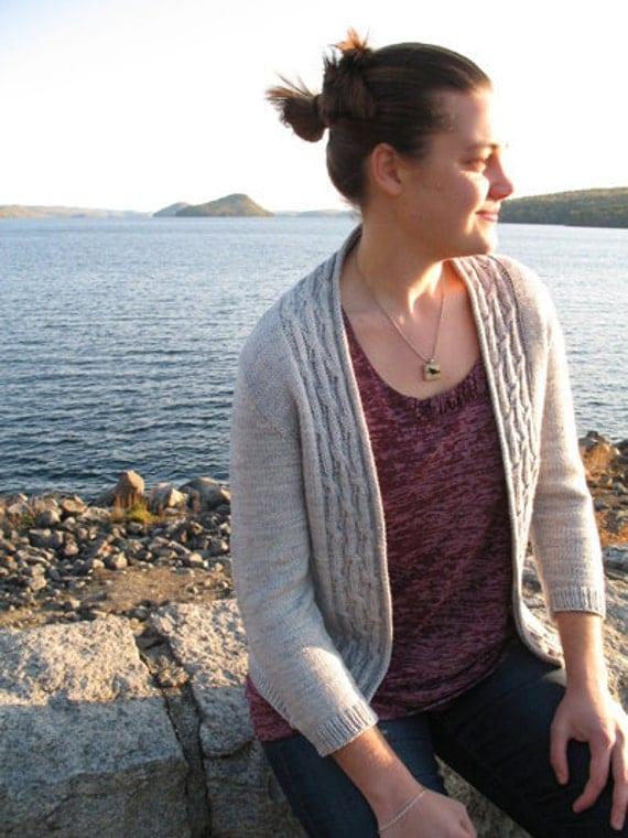 Goodnough Cardigan Knitting Pattern