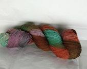 Tranquil Garden - Vivian Leigh - Fingering Weight Sock Yarn