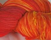Feu - Hayworth - Fingering Weight Sock Yarn