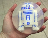 R2-D2 Glycerin Soap