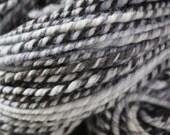 NEWSPRINT - handspun yarn
