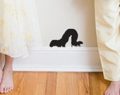 Inchworm Vinyl Decal