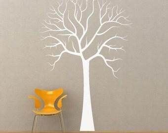 Simple Tree Vinyl Wall Decal