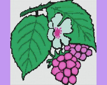 Bunch O'Grapes Bead LOOM Pattern