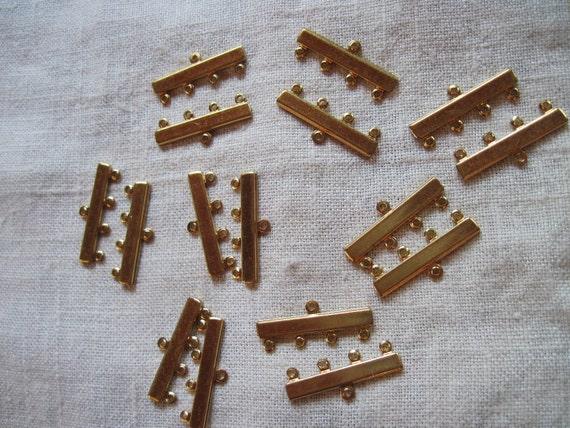 14 end bars/bar connectors/4 stranded