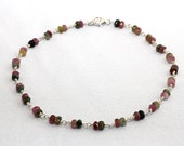 CLEARANCE Tourmaline Anklet