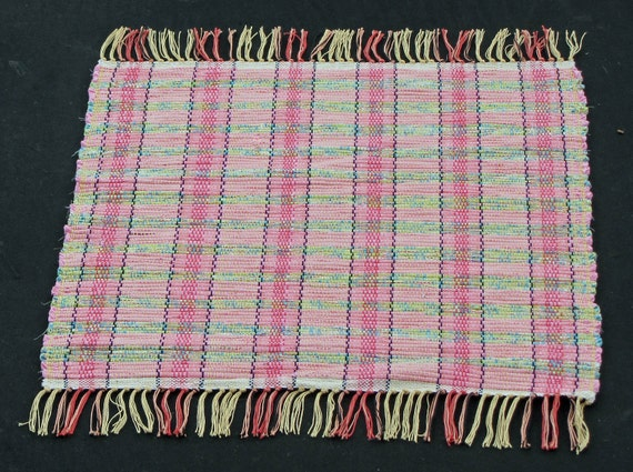 Rag Rug Pretty in Pink short and sweet