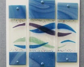 By The Sea Glass Wall Art
