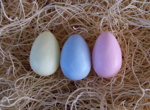 Bird Egg Robins Eggs Silicone Soap Mold