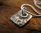 Naturally Silver Charm