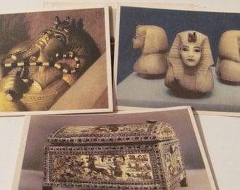 1970's Egypt Postcards