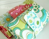 HOLIDAY BOGO SALE.... Make your very own Incognito Wallet........by AbbyChase Designs
