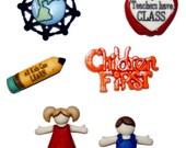 Children First Buttons