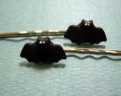 Batty Hair Clips