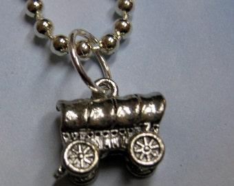 Oregon Trail Necklace