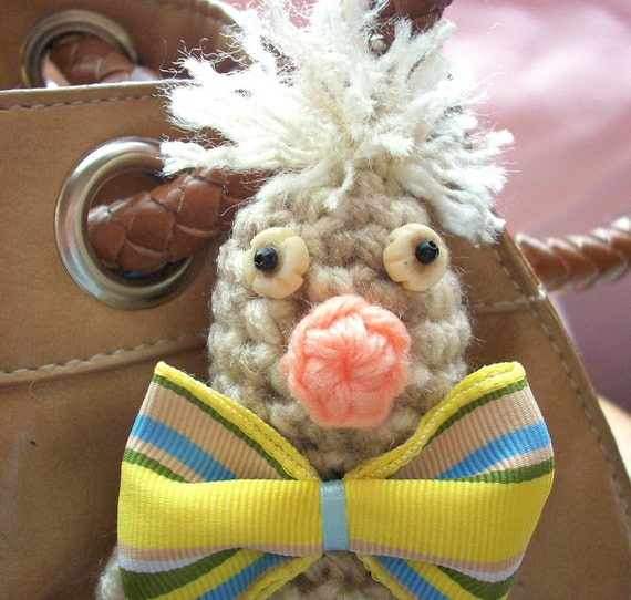 SALE - Crazy Professor Chick Bag Buddy