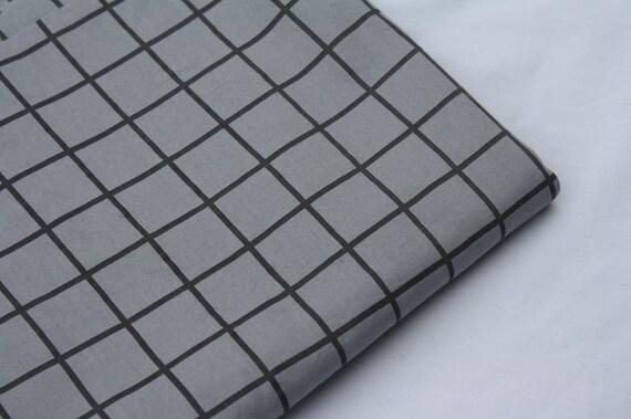Modern Grey Fabric-Reclaimed Bed Linen Fabric
