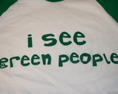 Green Party raglan