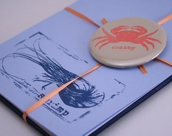 Feeling Crabby Apology Stationery Set