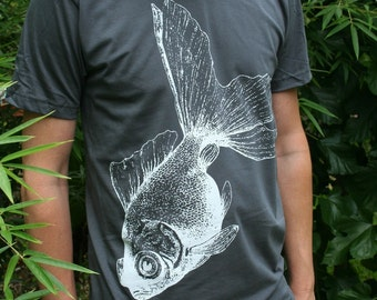 Men Goldfish Short Sleeve
