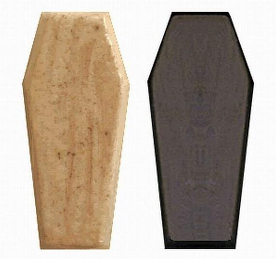 Coffin Casket Glycerin Soap