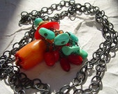 Running Brook Chain Necklace
