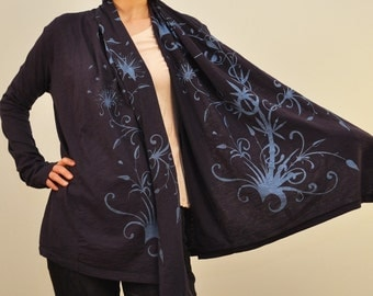 Magical Blooming River Reed wrap Small,Medium
