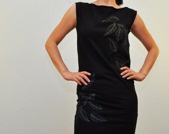 SALE leafy fresh dress only L