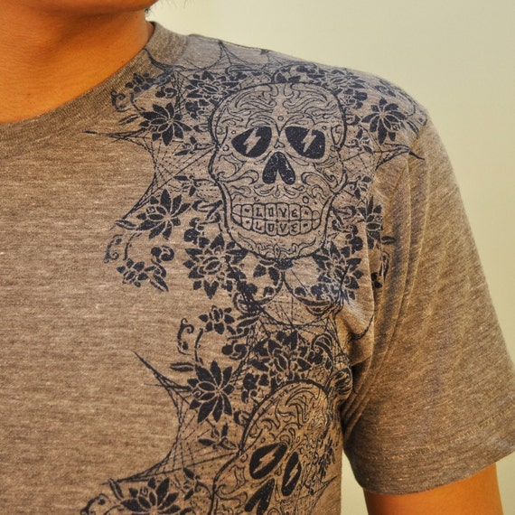 Happy to be Dead mens T