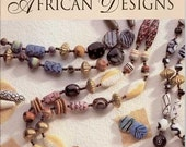 AFRICAN DESIGNS, Elegance Made Easy, Book