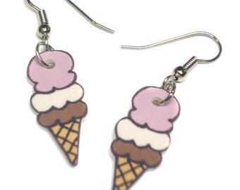 Ice Cream Treat Earrings