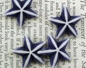 Vintage nautical star beads