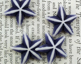 Vintage nautical star beads