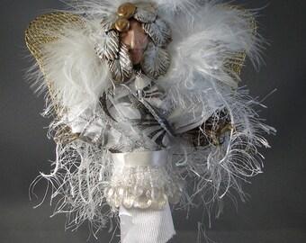 Angel house blessing spirit doll