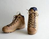 Hiking Boots, Leather Nike ACG Size 38 Euro, UK 5.5, US 7.5 Womens